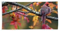 Autumn Hues Hand Towel