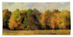 Autumn Impression 4 Hand Towel