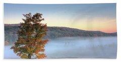 Autumn In Canaan Valley Wv  Hand Towel