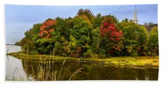 Autumn In Mabou Hand Towel