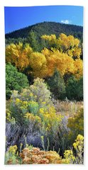 Autumn In The Canyon Hand Towel