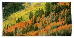 Autumn In The Uintas Hand Towel