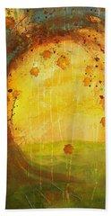 Autumn Leaves - Tree Series Hand Towel