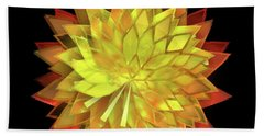 Autumn Leaves - Composition 4 Hand Towel