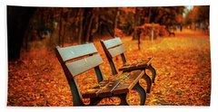 Autumn Moments Hand Towel