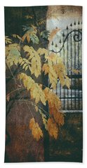 Autumn Mood Bath Towel