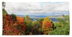 Autumn Overlook Hand Towel