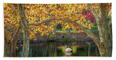 Autumn Serenity Hand Towel