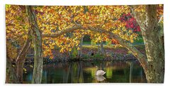 Autumn Serenity Hand Towel