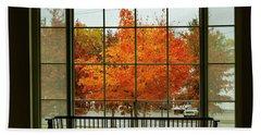 Autumn Splendor Bath Towel