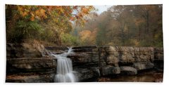 Autumn Water Hand Towel