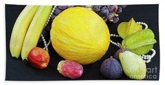 Symphony Of Forbidden Fruits Hand Towel