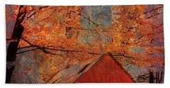Autumn's Slate 2015 Hand Towel