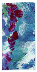 Avalanche Alaska #2 Bath Towel