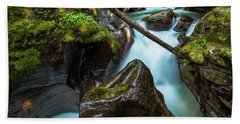 Avalanche Creek Bath Towel
