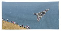 Avro Vulcan  Bath Towel