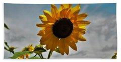 2001 - Awakening Sunflower Bath Towel