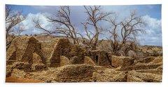Aztec Ruins, New Mexico Hand Towel