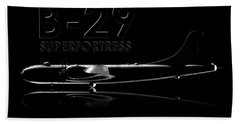 B-29 Superfortress Hand Towel by David Collins