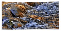 Babbling Brook Hand Towel