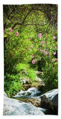 Babbling Brook Bath Towel