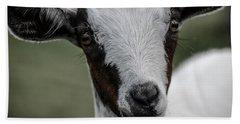 Baby Goat Hand Towel
