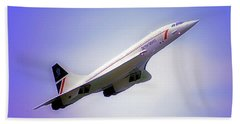 Bac Concorde  Hand Towel