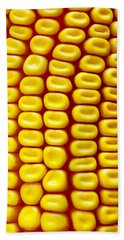 Background Corn Hand Towel