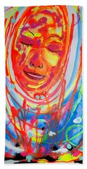 Baddreamgirl Hand Towel