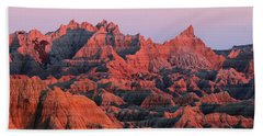 Badlands Dreaming Hand Towel