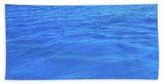 Bahama Blue Hand Towel