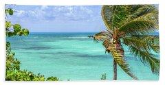 Bahia Honda State Park Atlantic View Hand Towel