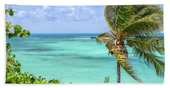 Bahia Honda State Park Atlantic View Bath Towel