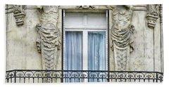Balcony And Window Bath Towel