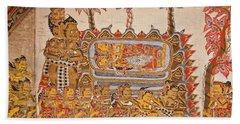Bali_d530 Bath Towel by Craig Lovell