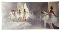 Ballet Studio  Bath Towel