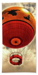 Balloon Ride Walt Disney World Fl Pm Hand Towel
