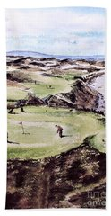 Ballybunion Gc, Kerry Bath Towel