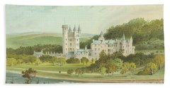 Balmoral Castle, Scotland Hand Towel