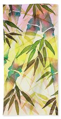 Bamboo Sunrise Hand Towel