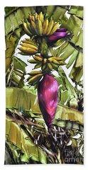 Banana Tree No.2 Hand Towel