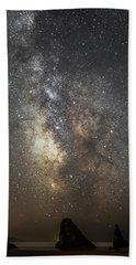 Bandon And Milky Way Bath Towel