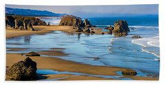Bandon Beach Hand Towel