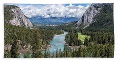 Banff - Golf Course Bath Towel