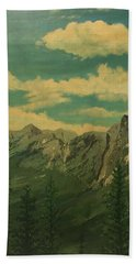 Banff Hand Towel