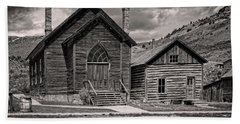 Bannack Church Hand Towel