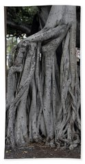 Banyan Tree, Maui Bath Towel