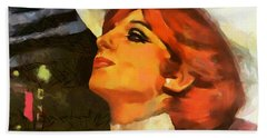 Barbara Streisand Collection - 1 Bath Towel