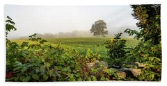 Misty Meadow Bath Towel