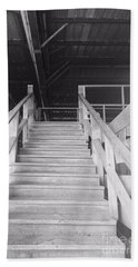 Barn Stairs Bath Towel